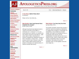 espanol.apologeticspress.org