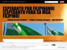 esperanto4filipinos.wordpress.com