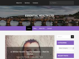 essentialhealthltd.co.uk