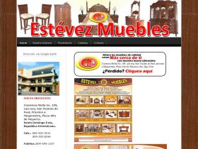 estevezmuebles.net