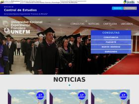 estudiantes.unefm.edu.ve