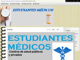 estudiantesmedicos.wikispaces.com