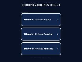 ethiopianairlines.org.uk