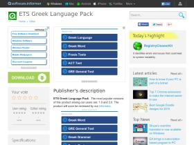 ets-greek-language-pack.software.informer.com
