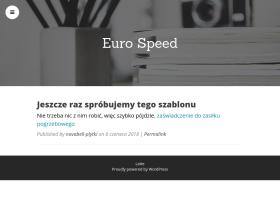 euro-speed.com.pl