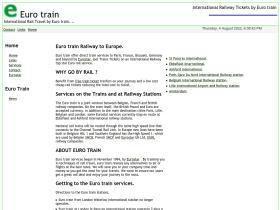 euro-train.co.uk