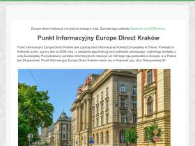 europe-direct-krakow.pl