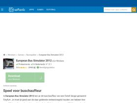 european-bus-simulator-2012.nl.softonic.com
