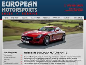 europeanmotorsports.co