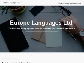 europelanguages.co.uk