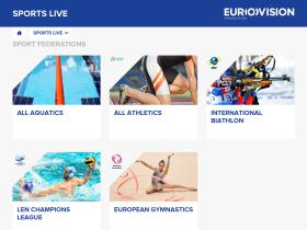 eurovisionsports.tv