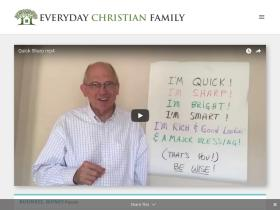 everydaychristianfamily.com