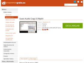 exact-audio-copy.programasgratis.es
