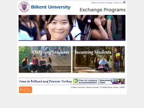 exchange.bilkent.edu.tr