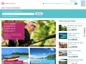 excursions.firstchoice.co.uk