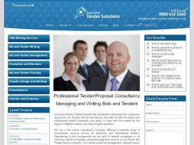 executive-tender-solutions.co.uk