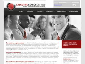 executivesearchdefined.com