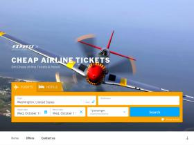 expressairlinetickets.com