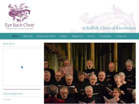 eyebachchoir.co.uk
