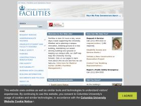 facilities.columbia.edu