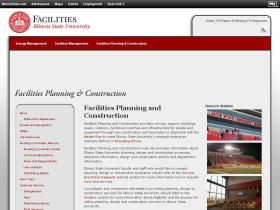 facilitiesplanning.illinoisstate.edu