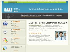 facturaelectronica.incade.com.mx