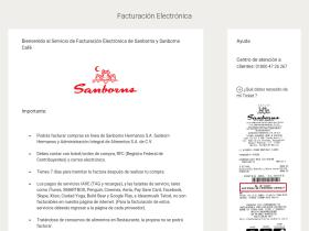 facturaelectronica.sanborns.com.mx