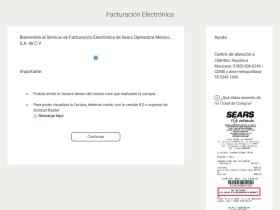 facturaelectronica.sears.com.mx