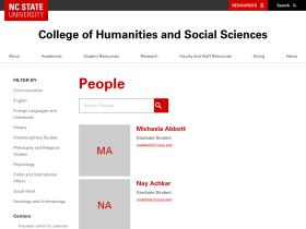faculty.chass.ncsu.edu