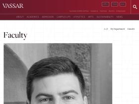 faculty.vassar.edu