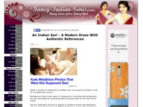 fancy-indian-saris.com