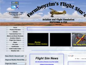 farmboyzimsflightsims.com
