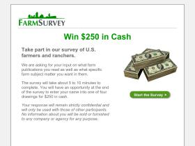 farmsurvey.com
