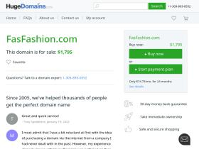 fasfashion.com