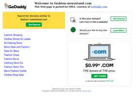 fashion-newsstand.com