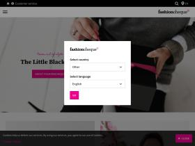 fashioncheque.com