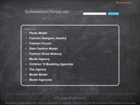 fashionmodelforum.net