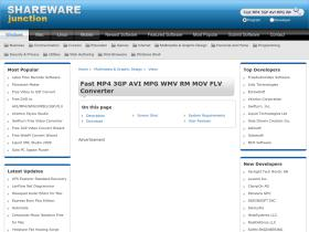 fast-mp4-3gp-avi-mpg-wmv-rm-mov-flv-converter.sharewarejunction.com