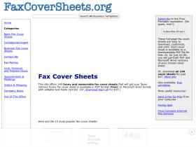 faxcoversheets.org