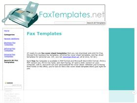 faxtemplates.net