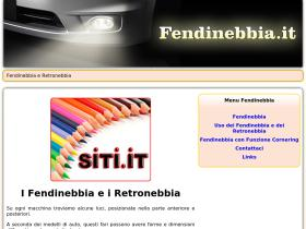 fendinebbia.it