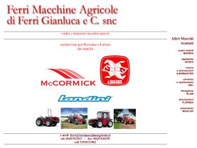 ferrimacchineagricole.it