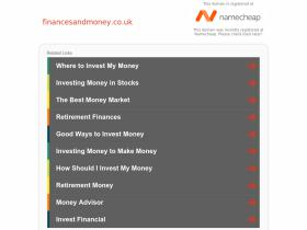 financesandmoney.co.uk