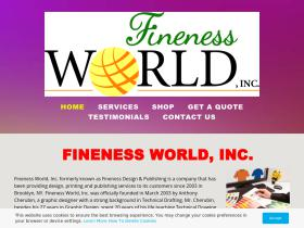 finenessworldinc.com