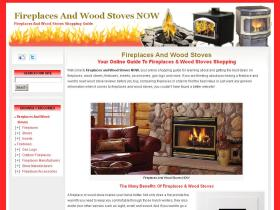 fireplacesandwoodstovesnow.com