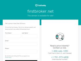 firstbroker.net