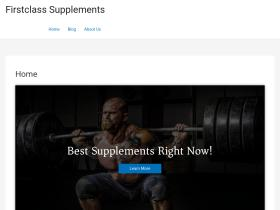 firstclasssupplements.com