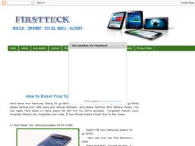 firstteck.blogspot.tw