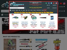 fishermanswarehouse.com