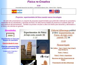 fisicarecreativa.com